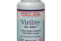 Men's Health Matters / Men like to ignore health problems, but the crew at OVitaminPro.com know better! Here are some great supplements to keep men in great shape.