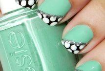 Nails / Fun nail art to try :)
