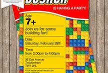 tristan lego party