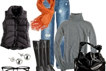 Outfits / by Barb Moore Gibbs