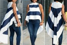 Long tops for jeans