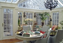 Sunroom Ideas / A sunroom is a wonderful addition to any home. These versatile rooms offer plenty of natural sunlight and bring the feeling of the outdoors inside. A great space for a variety of activities, a sunroom also gives your home added value.Take a look at some of the great ways you can use your sunroom. / by PoolSpaOutdoor.com