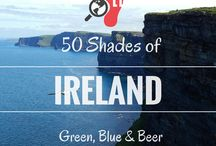 The Nomad Trails - Ireland / Incredible pictures from the Emerald Isle - my favourite overseas destination in the world! If you want to contribute to this board with pictures from your own memories of Ireland, please drop me a note at sanket(at)nomadiclives(dot)com.  :)