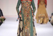 dresses/sarees