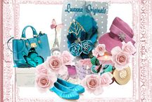 Polyvore & Collage