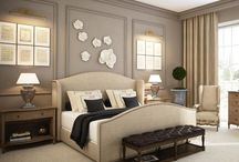 New House - Master Bedroom / by Emily Olson