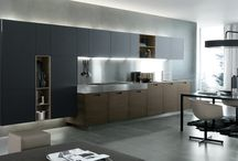 Kyton Kitchen / The aesthetics of glass: exploring the possibilities of an original material.
