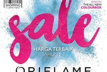 Katalog Oriflame Edisi Juli 2017