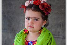 Too  cute halloween outfits 4 babies  / by Brandi Fettig