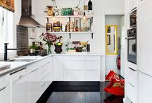 Rugs in the Kitchen Inspo