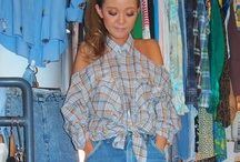 Remade clothes / Old clothes made into new trendy apparel