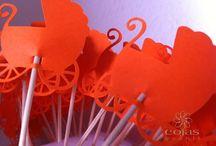 Stecchini decorati, sticks decorated / Stecchini decorati per abellire i vostri partys, adatti per decorare i vostri catering, fatti a mano cojaseventi.com https://www.facebook.com/pages/Cojas-Eventi-Wedding-Planner-Sardegna/192376730792148?ref=hl