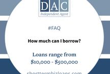 DAC Small Business Loans FAQ