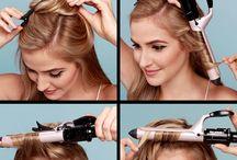 Tutorial for hair