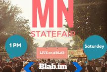Live Blab Shows / Blab shows we do with our Roving Reporters to show you the world live. / by Preston Odenbrett