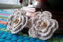 Crochet jewelry / by Simply Done Crochet