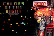 Colors of the Night / Mens Night Fashion