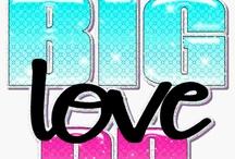 Big Love /  LIKE MY WEBSITE