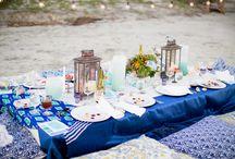 Bohemian Beach Dinner