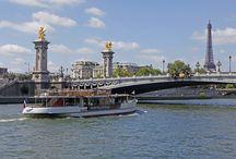 Vedettes de Paris / Une croisière sur la Seine avec les Bateaux Vedettes de Paris