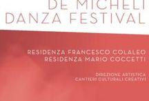 Coreografa Romina Zangirolami / Danza e cultura arte contemporanea