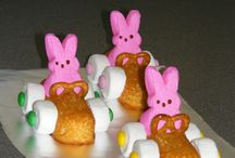 Easter Bunny is Coming / by Deb Gogan