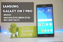 Samsung Galaxy On7 prro full specification details