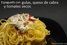 Pasta y recetas italianas con la Thermomix / Pasta y comida italiana, hecha con la Thermomix. Macarrones, spaguetis, canelones y mucho, mucho más.