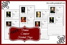 note booking pages / by Jennifer Richardson Gambino