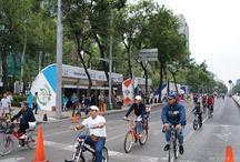 """5o. Aniversario """"Muévete en Bici"""" / by Secretaría de Turismo Ciudad de México"""
