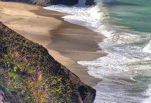 Monterey & Santa Cruz Counties / by Betty Metro