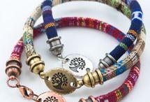 corded bracelets