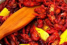 Crawfish boil / by Jamie Thomas