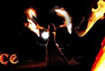 Ombra e Luce / Performance Alchimia di Foco