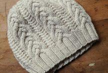 Beanie  knitting  patterns