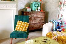 retro/vintage home inspo