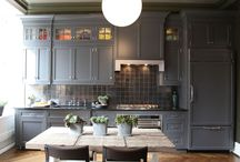Kitchens / by MICHAEL HAMPTON DESIGN
