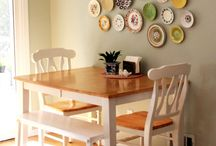 Kitchen/Dinning Room / by Tonya Moseley-Evans
