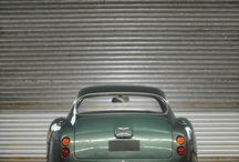 Cars: classic & badass