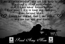 Army strong / by Traci Marshall
