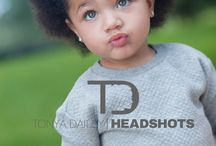 Cute Head shots