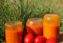 Sauces tomate