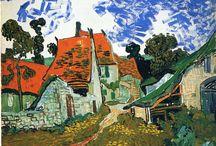 Vinny Vanny Go-Gogh / by Lou Bender