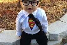 Jaxson Halloween ideas / by Jennifer Kollenberg
