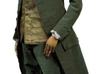 18th century male clothing