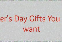 Gifts....For Her