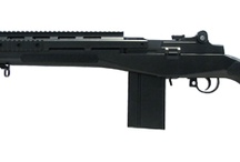Airsoft Rifles / We love Airsoft rifles here at HobbyTron. They have provided us endless hours of entertainment in the warehouse and we have been one of the top Airsoft suppliers for over a decade. We have huge selections of gas, electric, and spring rifles from the best manufacturers. They included Tokyo Marui, Classic Army, G&G, Jing Gong, ICS, Elite Force and so many more. Come check out the whole collection here: http://www.hobbytron.com/AirsoftRifles.html.