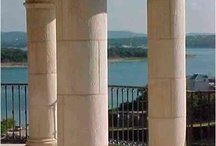Columns / Natural Limestone Columns