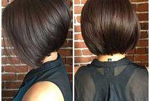Potongan rambut bob