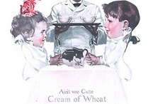 VINTAGE CREAM OF WHEAT ADS